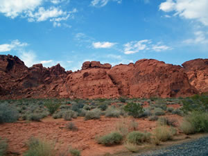 Valley of Fire State Park, Nevada – photo by David Jolley (Open Source)