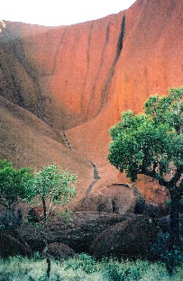 Uluru - photo by Serene Conneeley