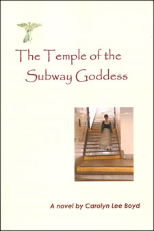 """""""The Temple of the Subway Goddess"""", by Carolyn Lee Boyd"""