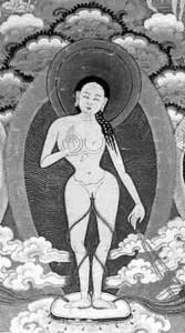 Menstruating Dakini