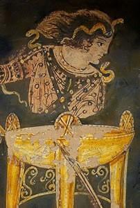 Pythia - Delphic Tripod C.330 BCE