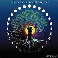 Astro Seasons and Cycles Calendar 2015