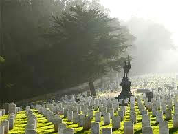 Presidio Graveyard
