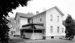 Elizabeth Cady Stanton House, Seneca Falls