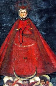 A Magdalene in Molinaseca