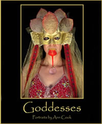 """Goddesses"", by Ann Cook"
