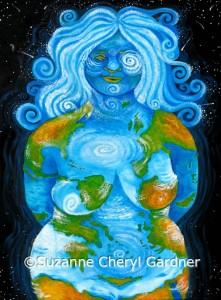 Gaia, by Suzanne Cheryl Gardner