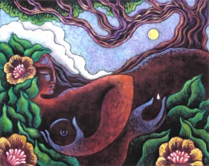 """Sleeping Earth"", by Krista Lynn Brown"