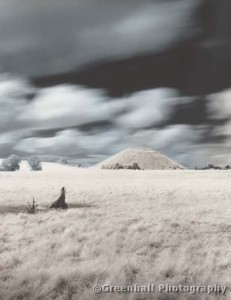 Silbury Hill, by Peter Greenhalf