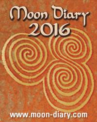 Moon Diary 2016