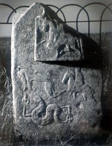 Martin's Stone. Photo: Stuart McHardy
