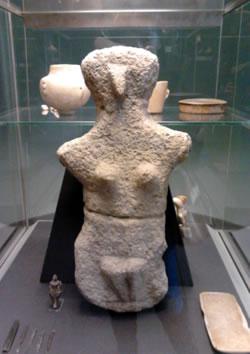 The Karpathos Goddess