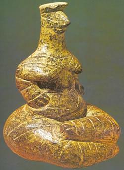 The Kato Chorio Neolithic Goddess