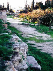 The Sacred Way in Athens