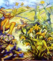 """Spring Equinox"", by Geraldine Andrew"
