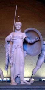 The Goddess Athena (Glyptothek, Munich)