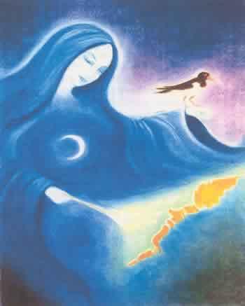 """Brighde's Light on the Isles"" - Jill Smith"
