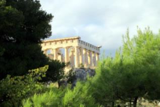 The Temple of Aphaia, Aegina