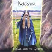 I Walk with the Goddess, by Kellianna