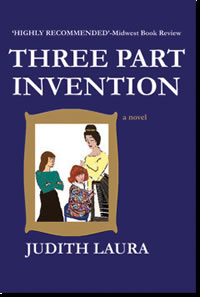 Three Part Invention, by Judith Laura