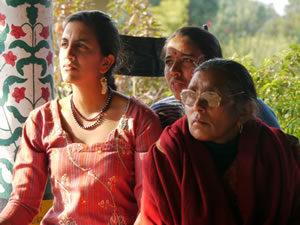Navdanya Women Seed Course - see http://www.navdanya.org