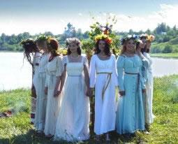 Slavic Fertility Ritual