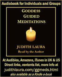 Goddess Guided Meditations, by Judith Laura