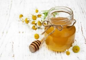 honey & chamomile