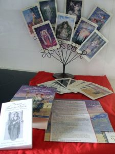 Ancient Feminine Wisdom Divination Deck