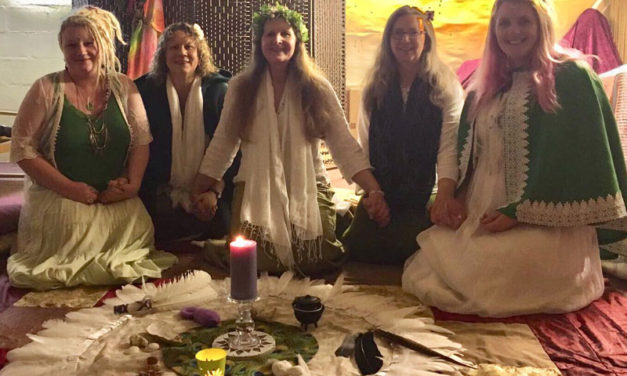 Bristol Goddess Temple: birth and growth