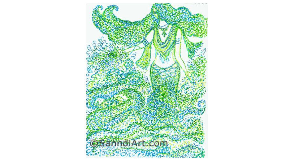 Sea Myst Siren
