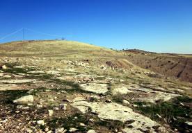 settlement mound