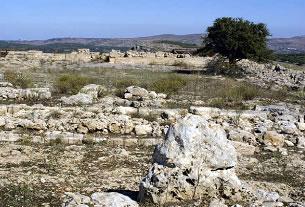 Baetyl at Galatas