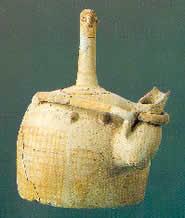 Goddess with jug