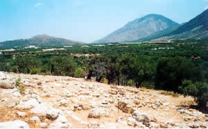 Vasiliki - Minoan houses at the beginning of the quest