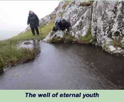 The well of eternal youth